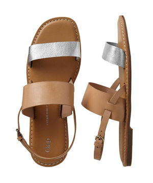 Gap Two-Band Sandals