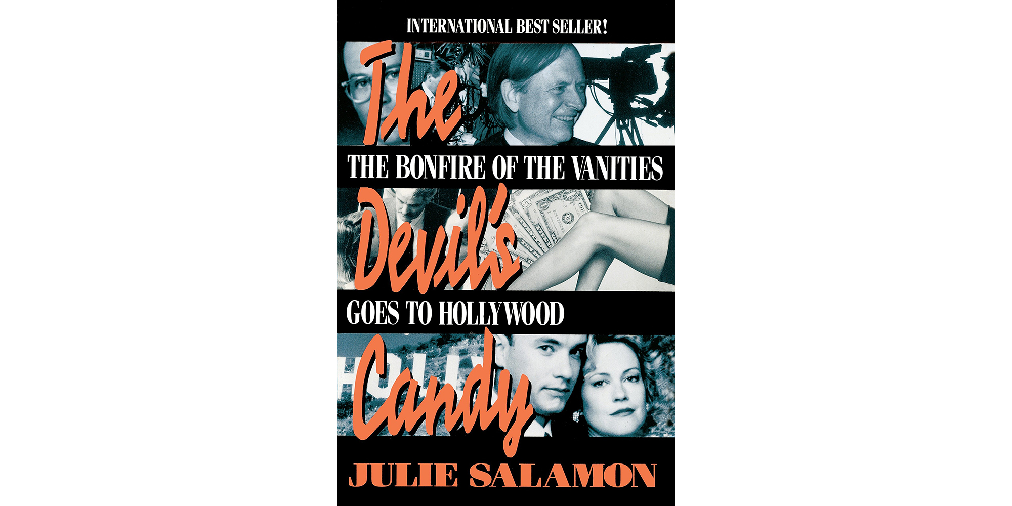 Cover of The Devil's Candy, by Julie Salamon