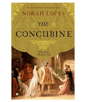 The Concubine, by Norah Lofts