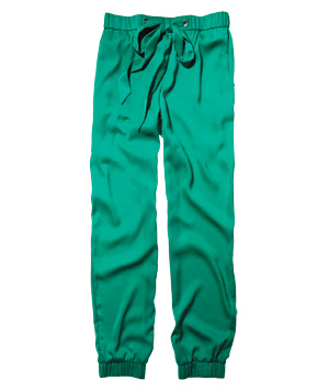 French Connection polyester pants