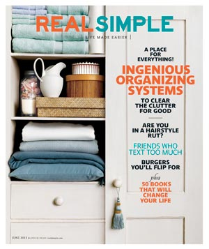Real Simple June 2013