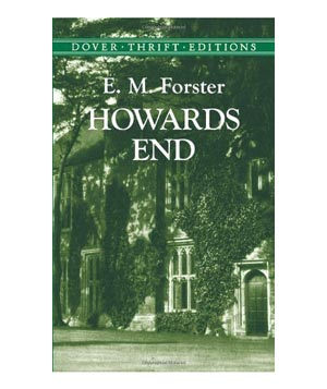 Howards End, by E.M. Forster