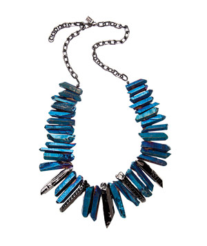 KARA by Kara Ross Mixed Stick Necklace