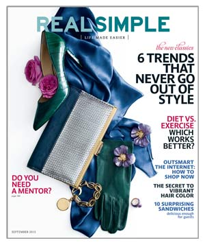 Real Simple September 2013