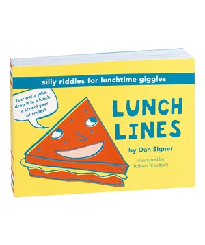 Lunch Lines book