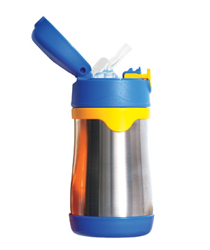 Foogo Insulated Straw Bottle