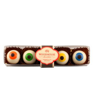 Woodhouse Chocolate Eyeball Truffles