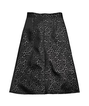 Karen Walker neoprene skirt