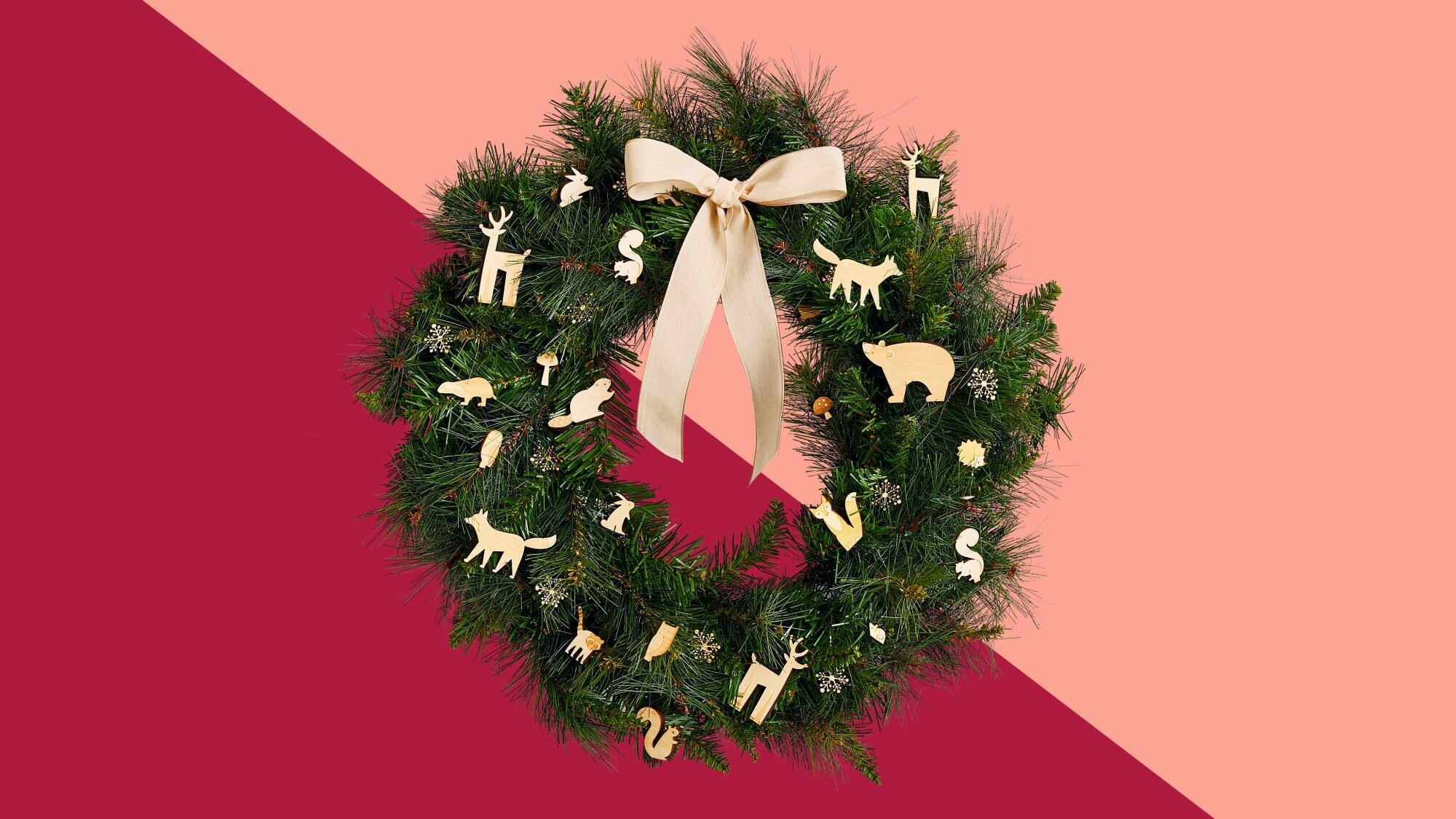 Diy Holiday And Christmas Wreath Ideas Real Simple
