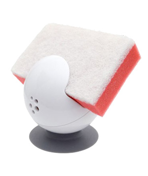 Get a Grip Sponge and Scrubber Holder