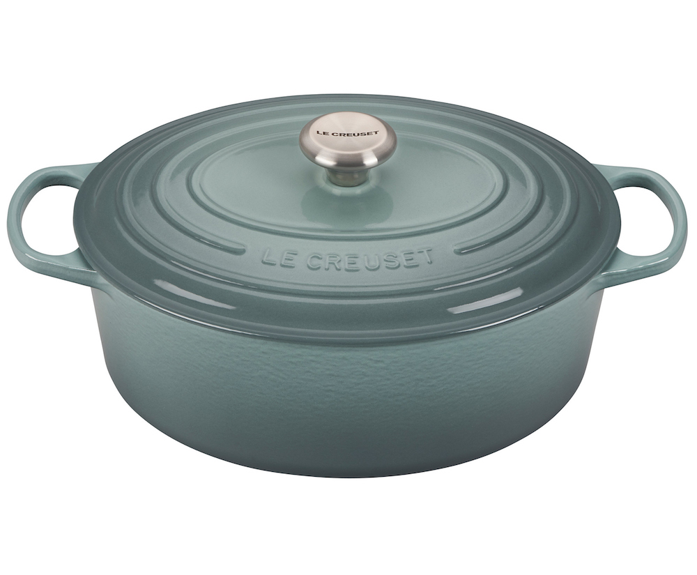 Gifts for Foodies: Le Creuset Oval Dutch Oven