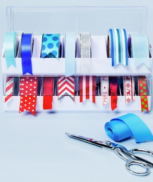 Organize the Ribbon