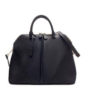 Zara City Bag With Shoulder Strap