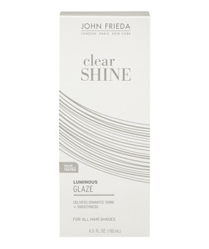 John Frieda Clear Shine Luminous Glaze