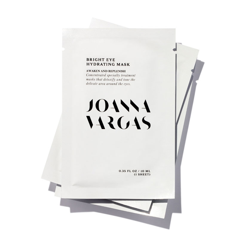 Joanna Vargas Bright Eye Hydrating Mask