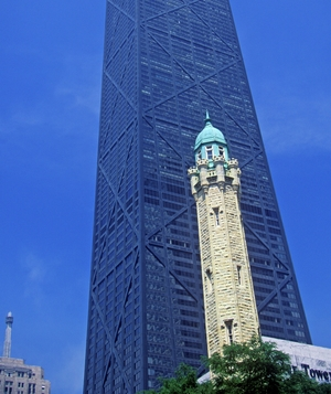 Buildings in Chicago