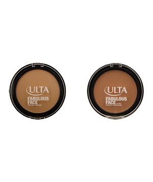 Ulta Fabulous Face Pressed Powder and Compact Foundation