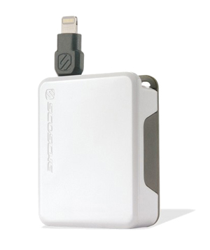Boltbox Retractable Charge Cable
