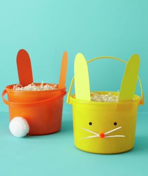 How To: Make Bunny Buckets