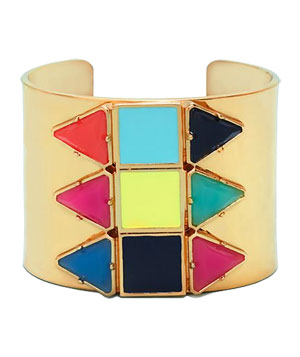Kate Spade New York Capri Tiles Cuff