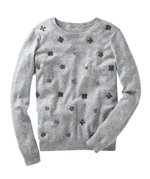 Topshop cotton-blend sweater
