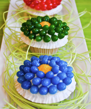 Jelly Bean Flowers From The Cake Blog