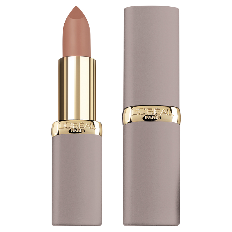 L'Oréal Paris Colour Riche Ultra Matte Highly Pigmented Nude Lipstick in Utmost Taupe