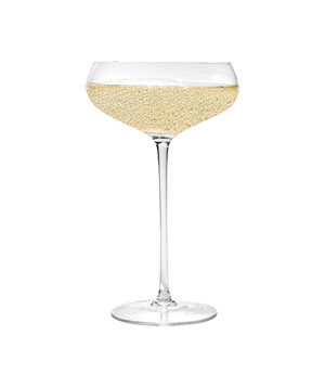 Champagne Saucers by LSA