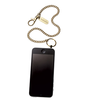 PhoneFetcher Metallic Chains