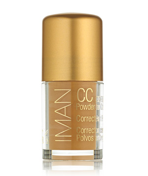 Iman Cosmetics CC Correct & Cover Powder to Crème Concealer