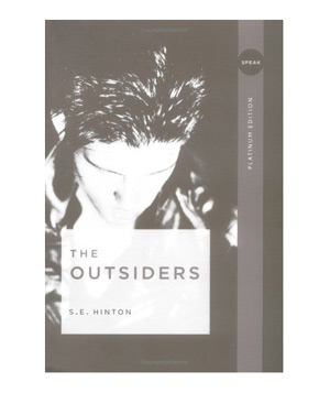The Outsiders, by S.E. Hinton