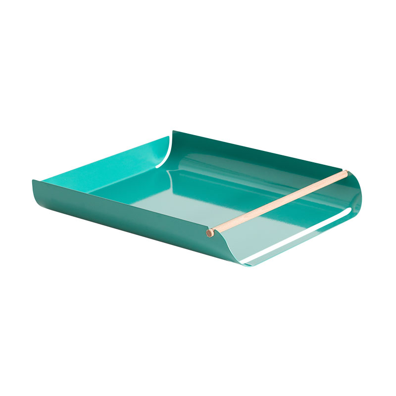 Office Desk Accessories: Arc Paper Tray
