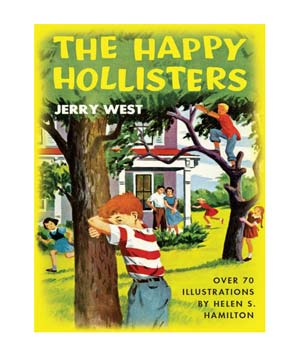 The Happy Hollisters, by Jerry West