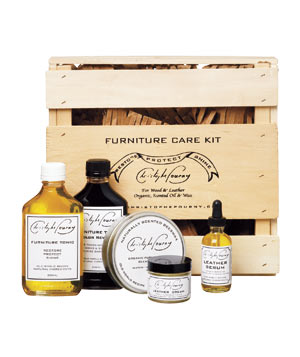 Christophe Pourny Furniture-Care Kit
