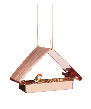 Flythrough Bird Feeder