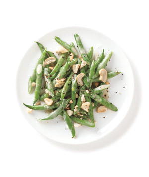 Green Bean Salad With Cashews