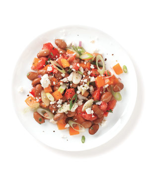 Mexican Pinto Bean Salad