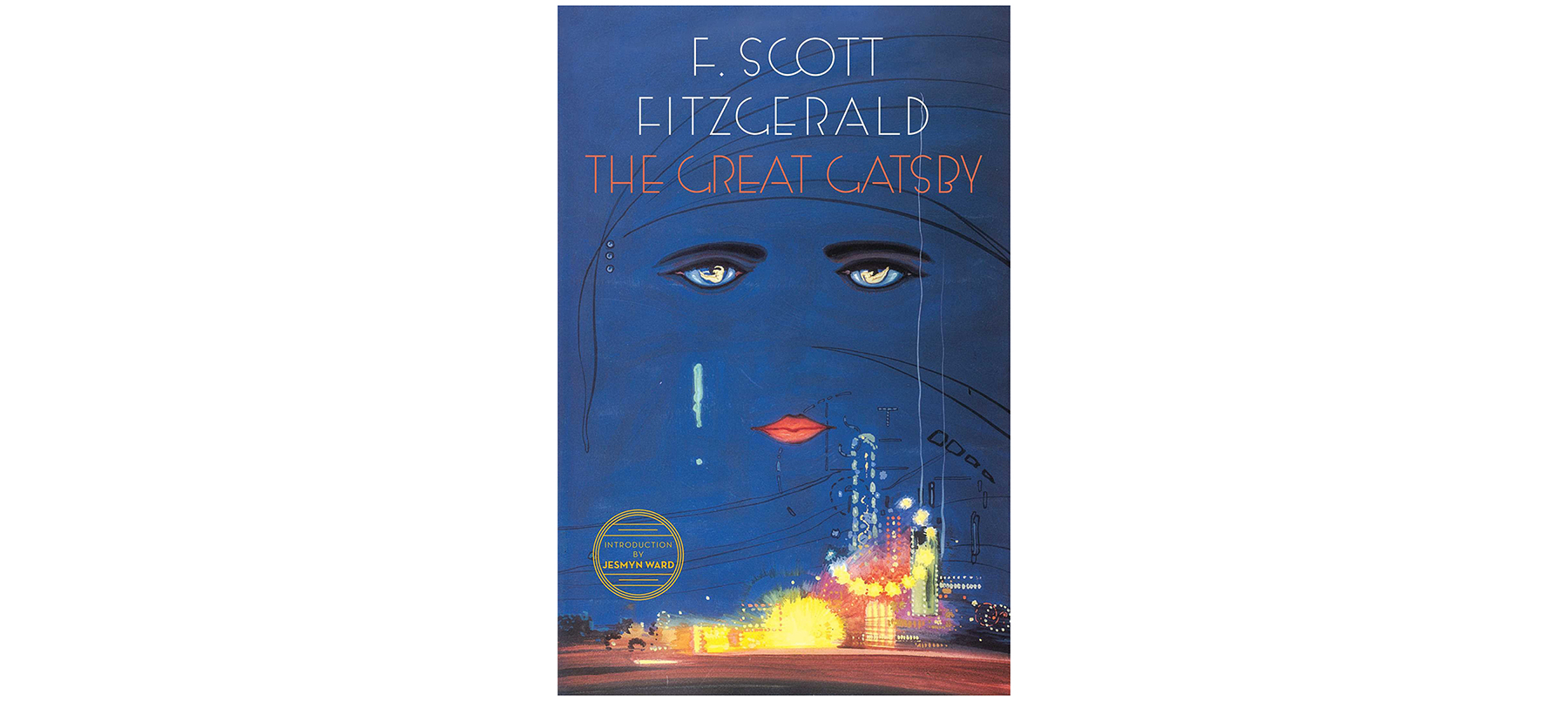 Cover of The Great Gastby, by F. Scott Fitzgerald