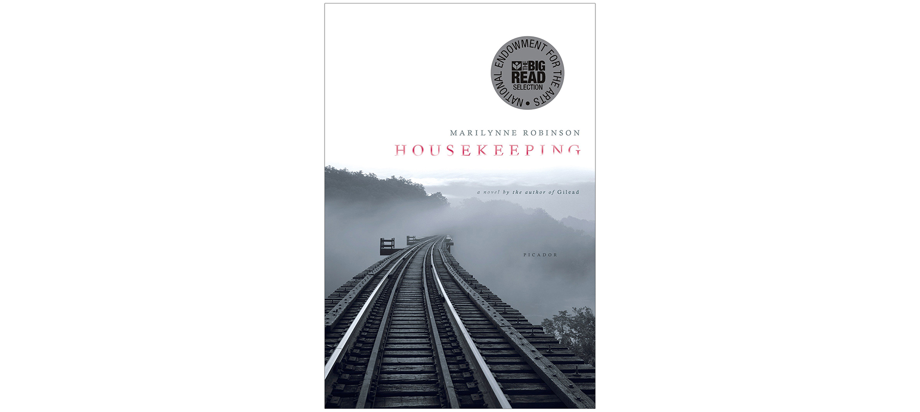 Cover of Housekeeping, by Marilynne Robinson