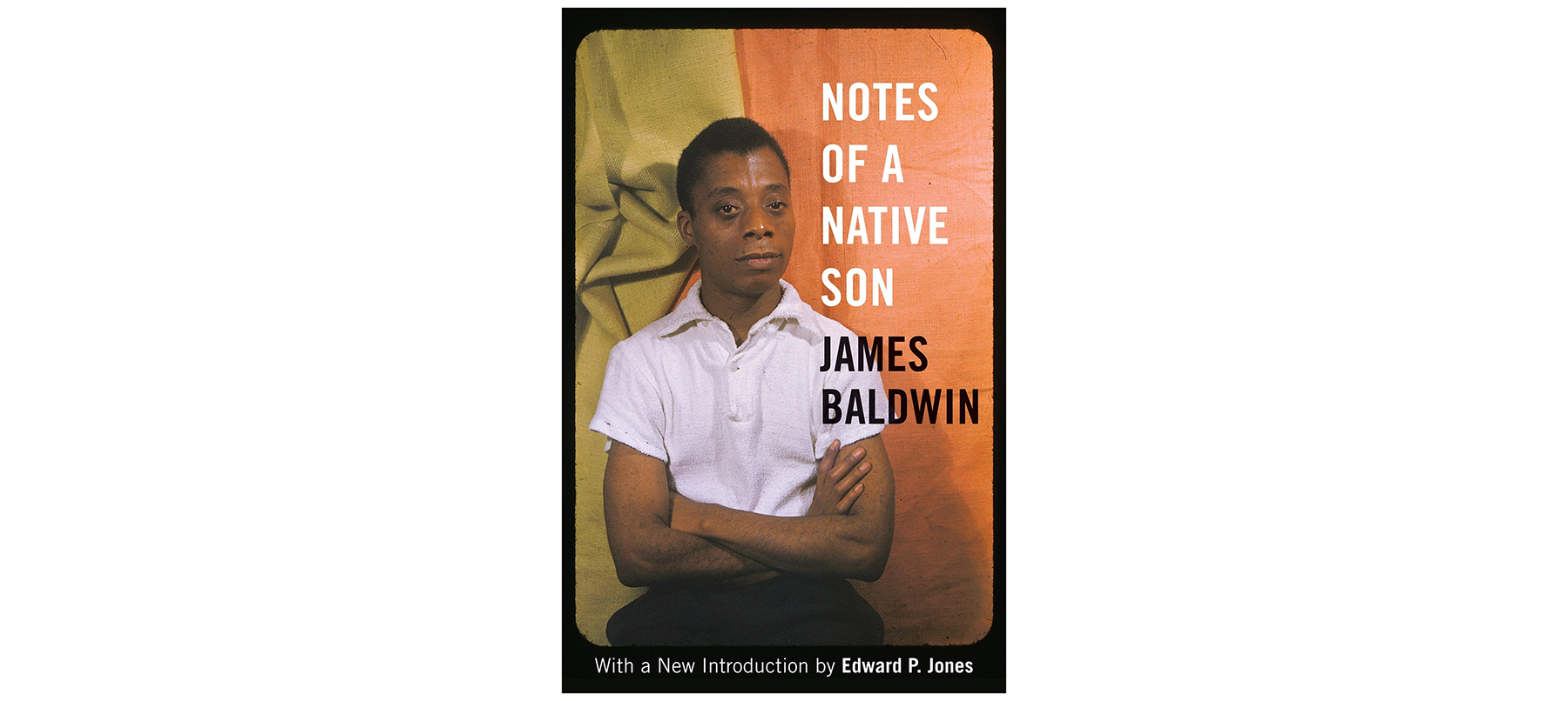 Cover of Notes of a Native Son, by James Baldwin