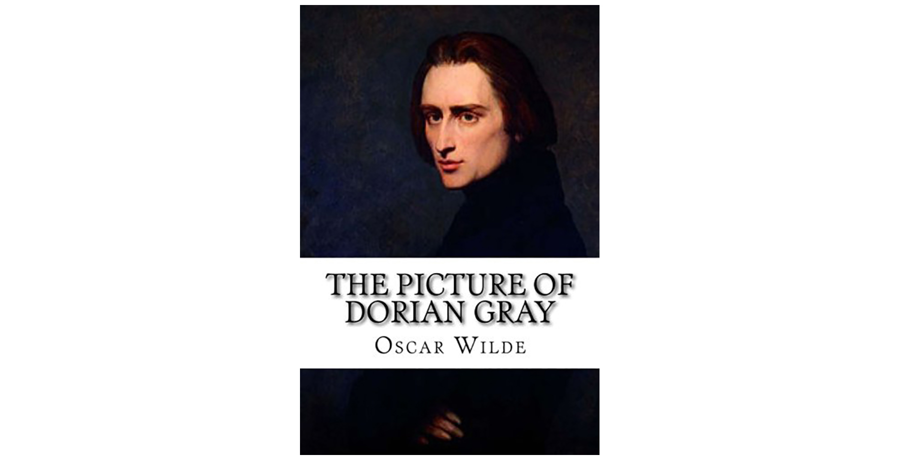 Cover of The Picture of Dorian Gray, by Oscar Wilde