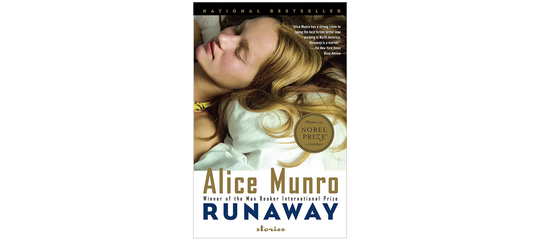 Cover of Runaway, by Alice Munro