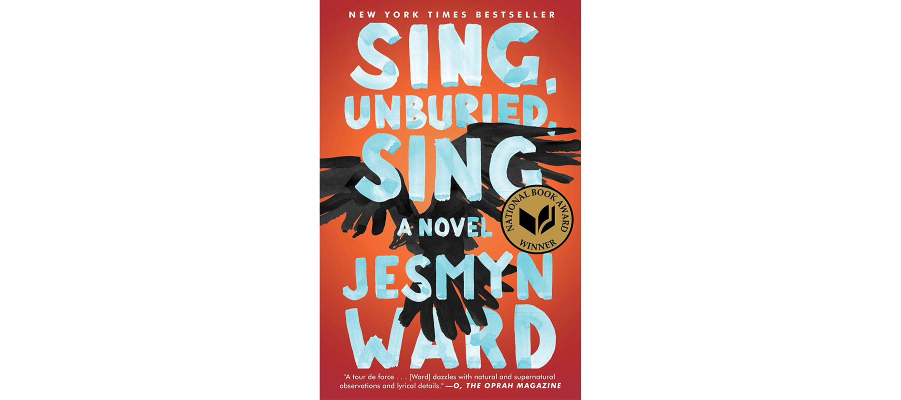Cover of Salvage the Bones, by Jesmyn Ward
