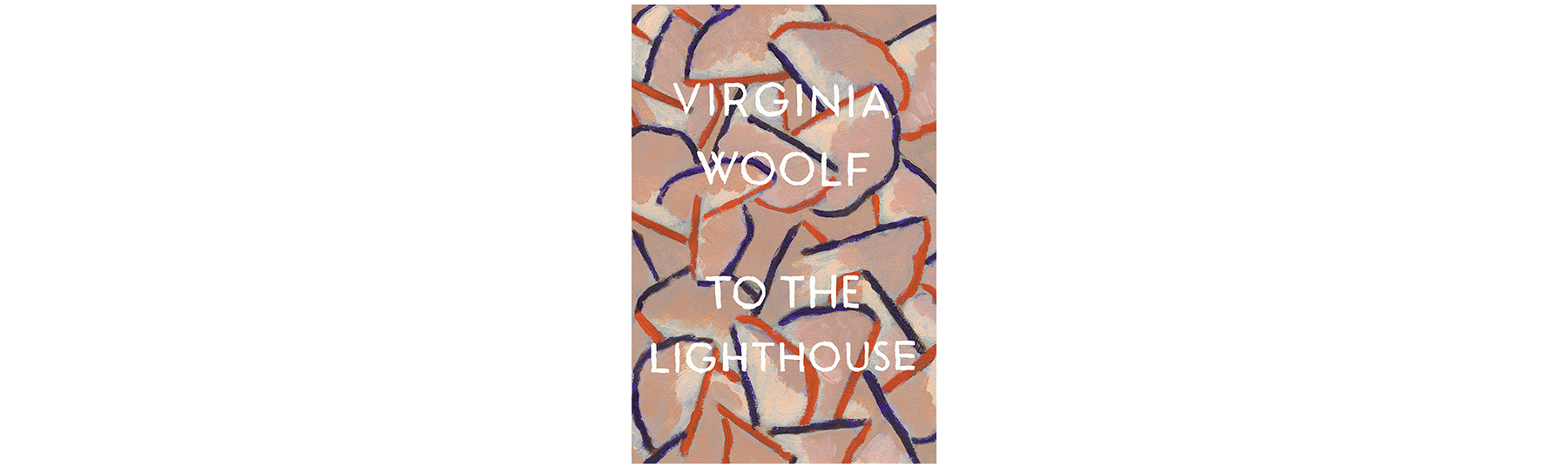 Cover of To the Lighthouse, by Virginia Woolf