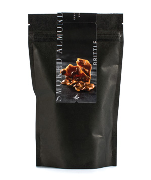 Craftsman and Wolves Smoked Almond Brittle