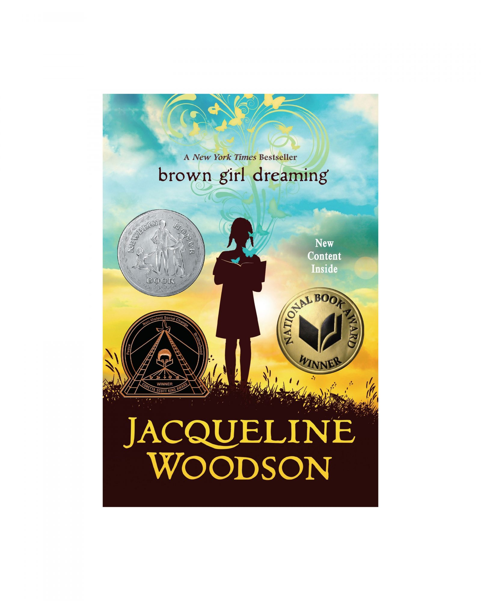 Brown Girl Dreaming, by Jacqueline Woodson