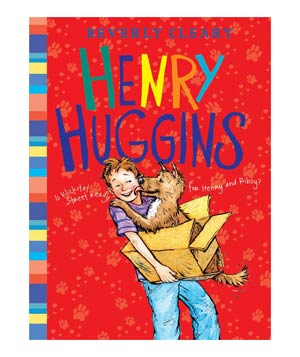 Henry Huggins, by Beverly Cleary