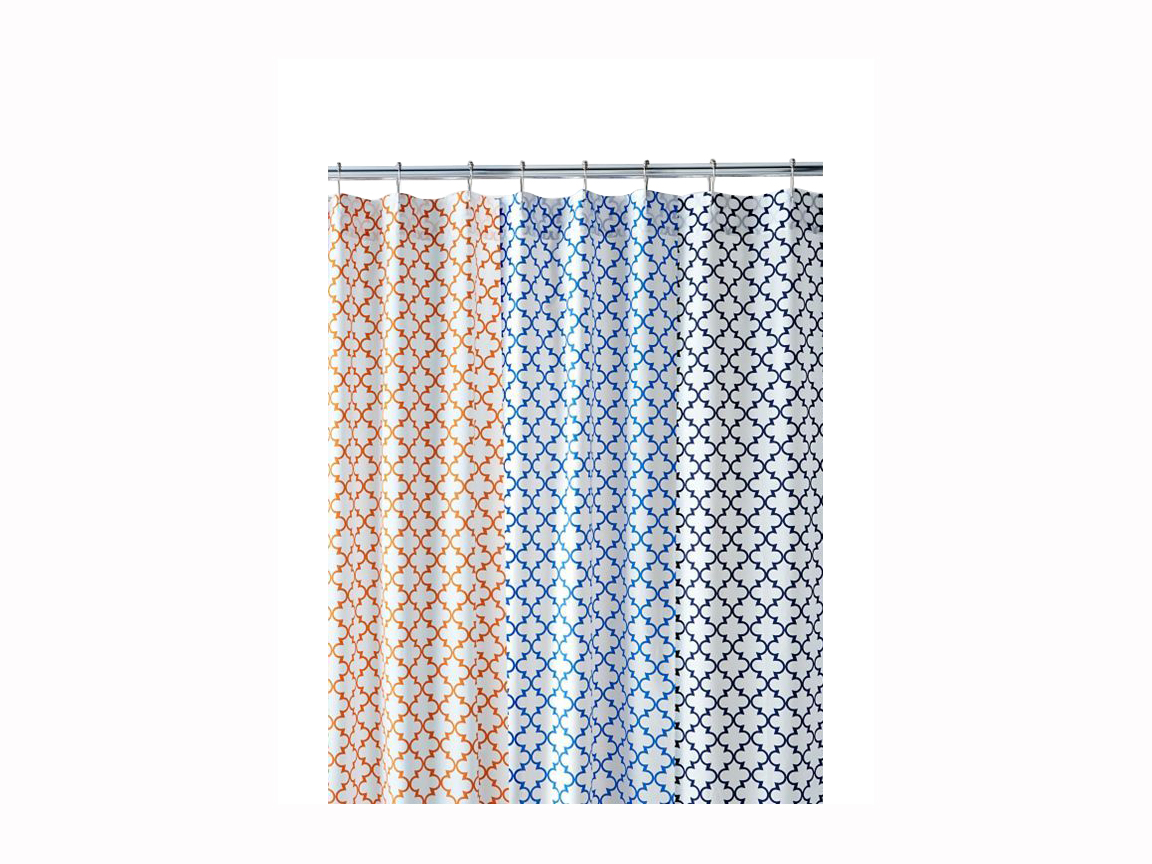 Everyday Tile Shower Curtain