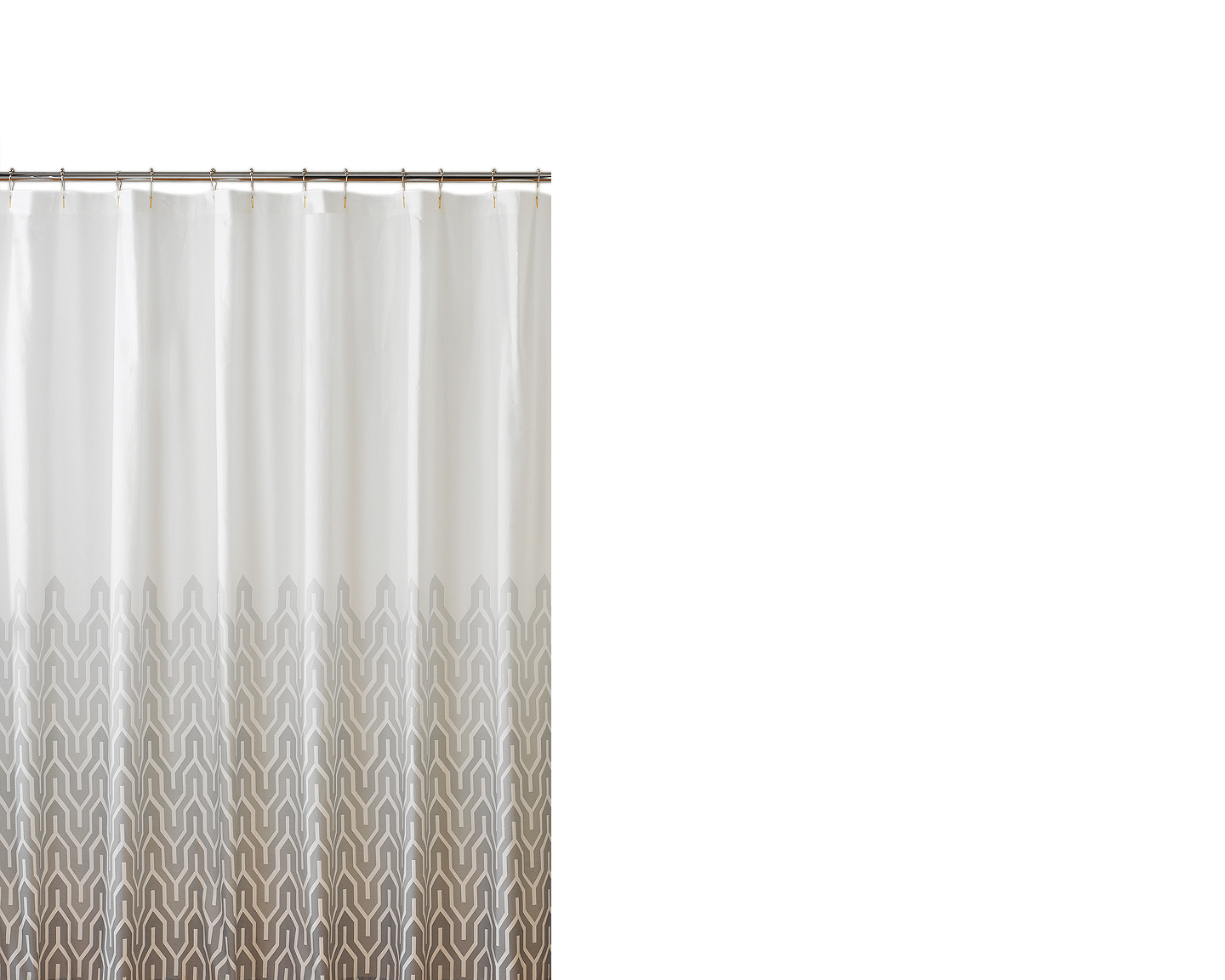 Plimpton Flame Shower Curtain