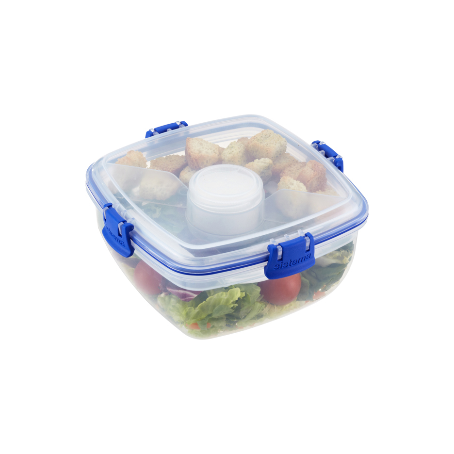 Klip-It Salad-to-Go Container